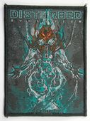 Disturbed - 'Evolution' Woven Patch